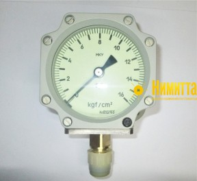 МКУ модель 1072 кл.2,5 16 кгс/см² - 17877