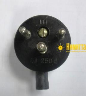 Ш-1 вилка  штепсельная - 26016
