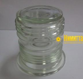 372Л прозрачное стекло к фонарям - 19653