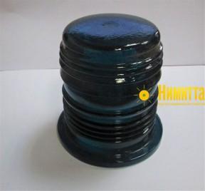 372Л синее стекло к фонарям - 30733