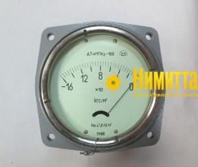 ДТМ-80 дифманометр-тягомер