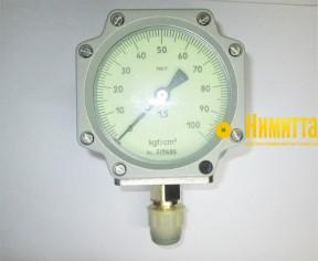 МКУ модель 1072 кл.1,5 100 кгс/см² - 17865