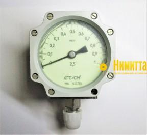 МКУ модель 1071 кл.2,5 1 кгс/см²  - 17871